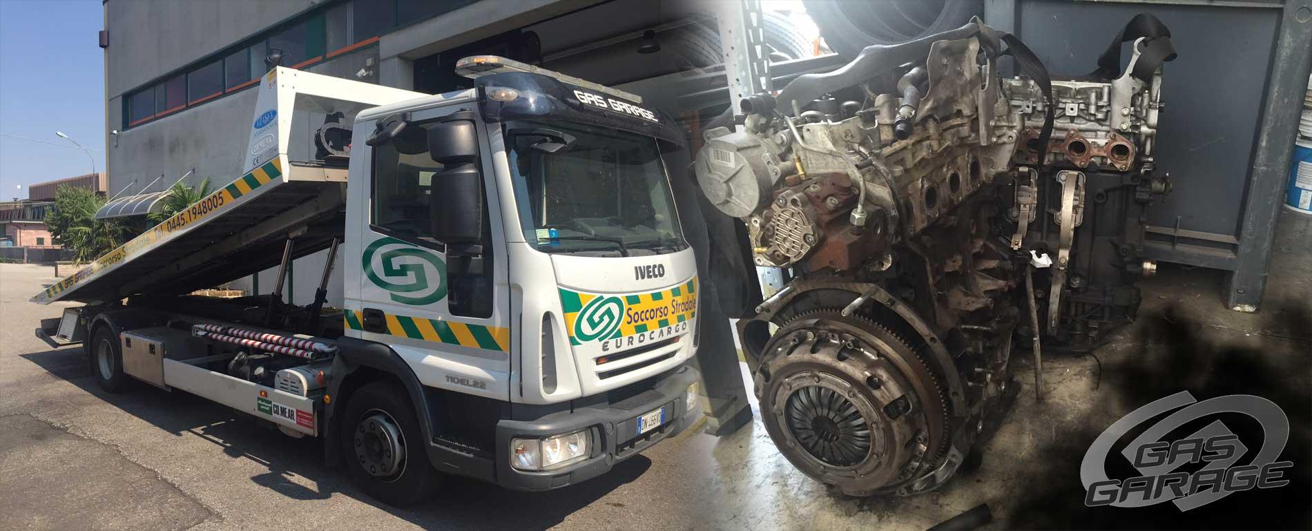 Gas Garage: autofficina e soccorso stradale